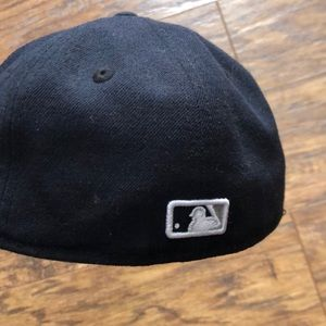 info for f2a42 4dab9 New Era Accessories - Official Yankee Stadium On Field Hat 6 3 8